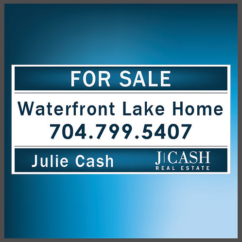 Waterfront Home Banner