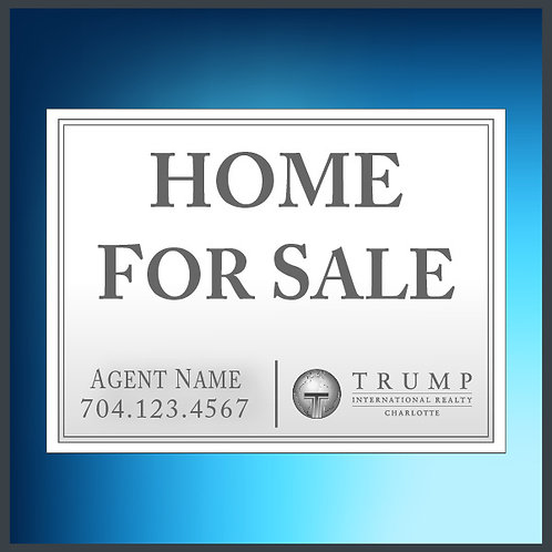 Trump  For Sale 18x24