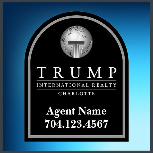 Trump Black Large Logo