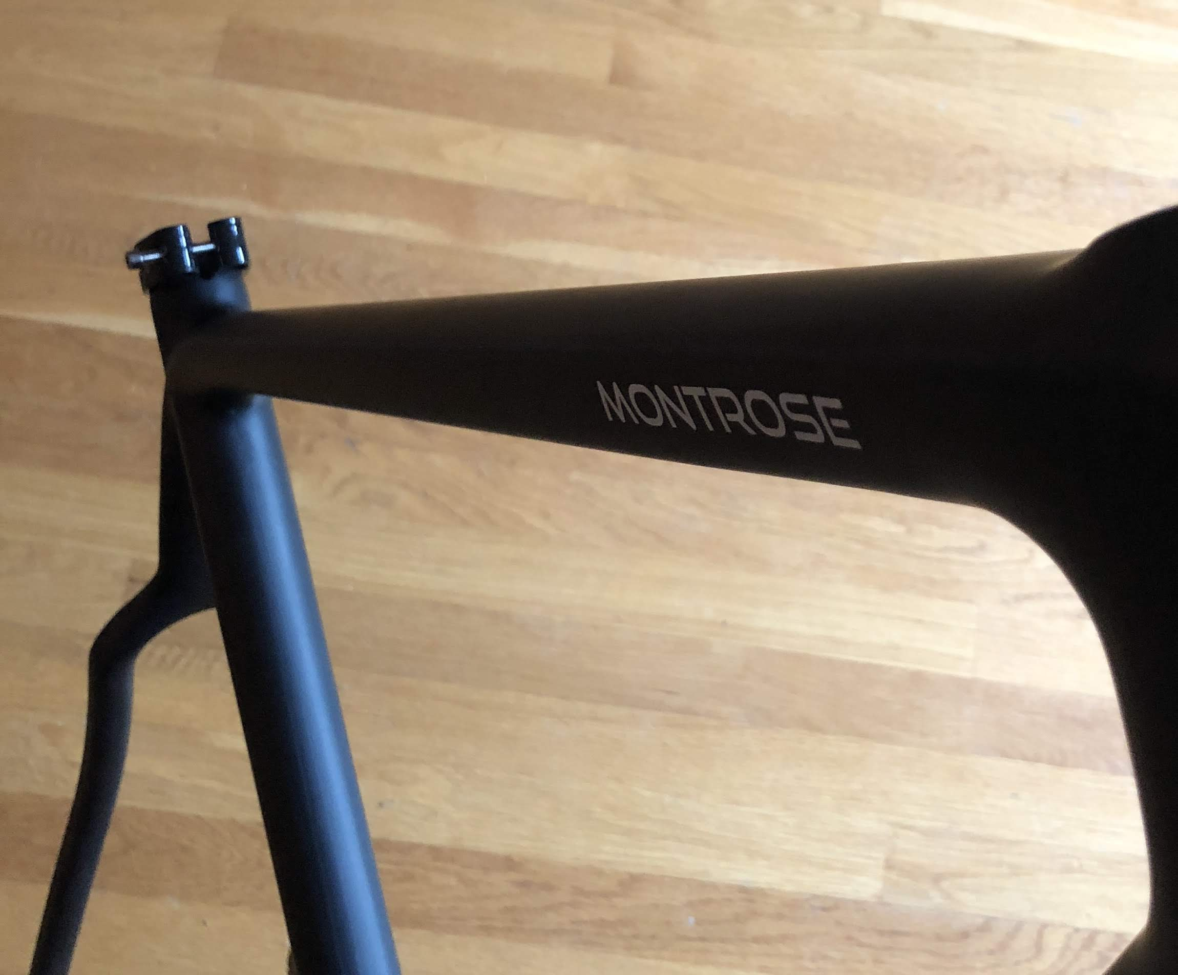 Montrose CX Carbon Racing Frame