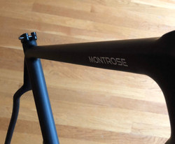 Montrose CX Carbon Racing Frame