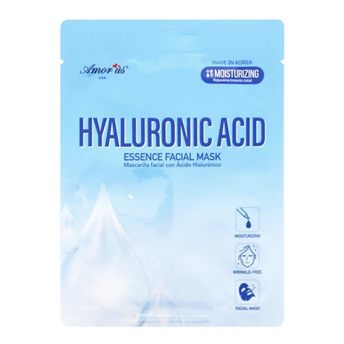 Mascarilla facial de Acido Hialurónico - Amor Us