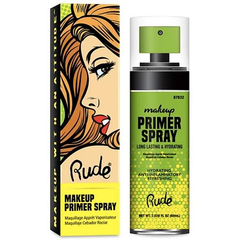 Primer en Spray - Rude Cosmetics