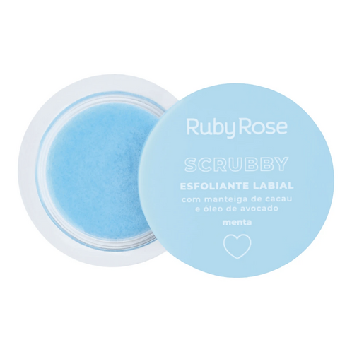 Scrubby Exfoliante Labial de Menta - Ruby Rose