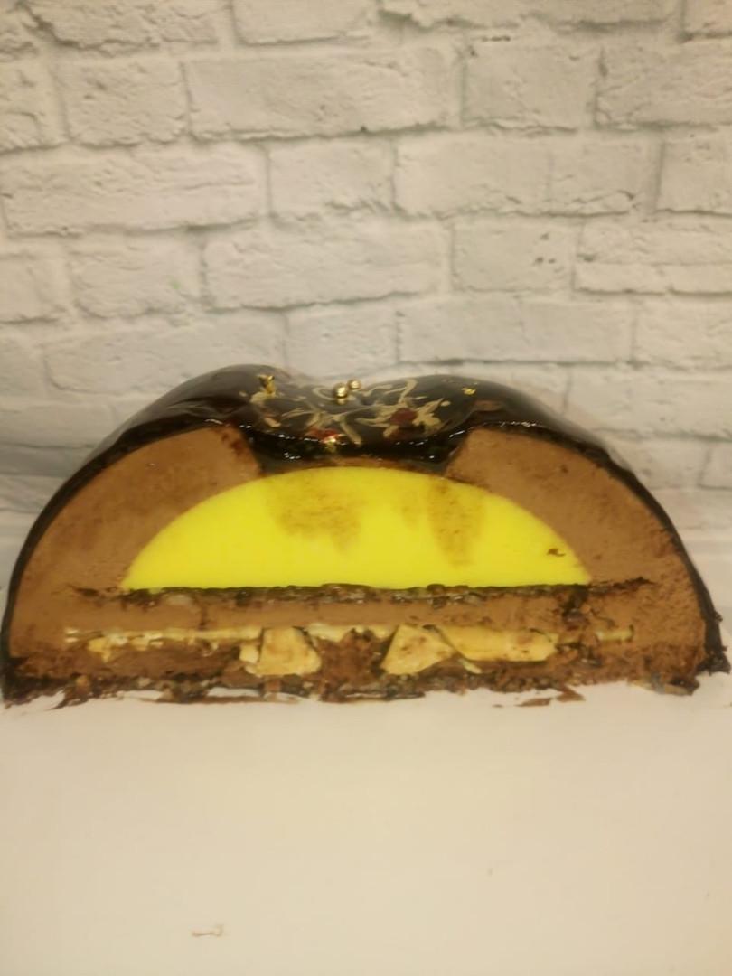 """Пирожное """"Macadamia"""""""