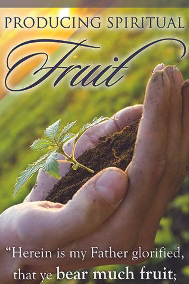 Bring Forth Fruit - John 15:8 (2)