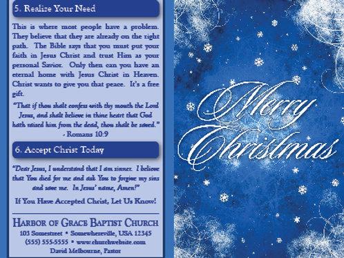 "Merry Christmas ""Snow"""