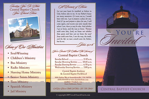 You're Invited - Lighthouse