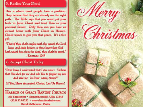 "Merry Christmas ""Gift"""