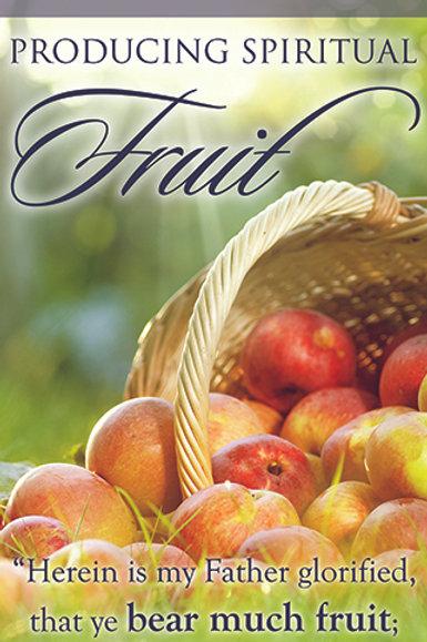 Bring Forth Fruit - John 15:8 (1)