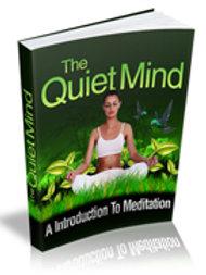 A mente quieta