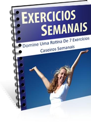 Exercícios semanais