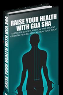 Aumente sua saúde com Gua Sha