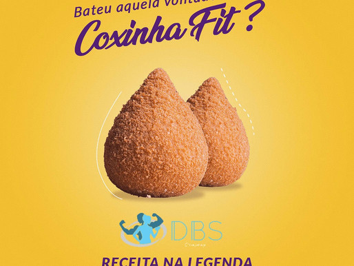 Coxinha Fit