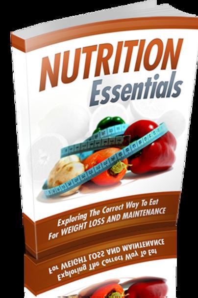 Nutrição Essencial