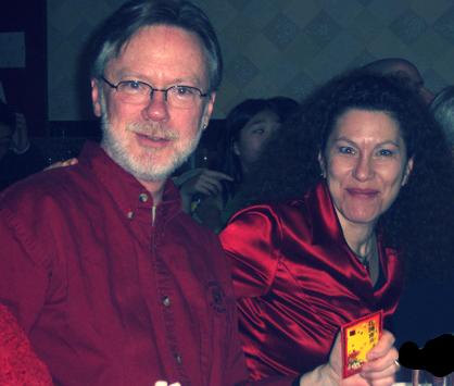 Dennis and Deirdre