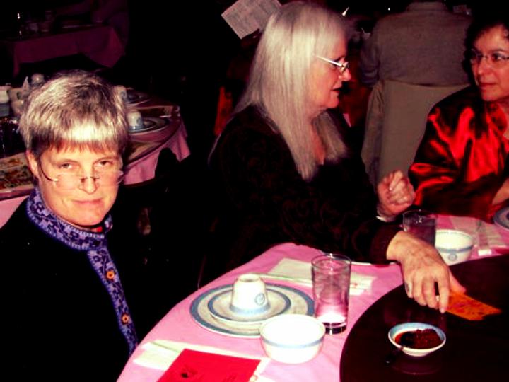 Georgia, Sifu and Ellen