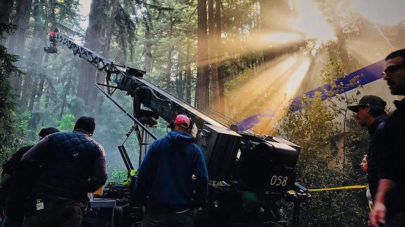camera-crane-shooting-a-movie-in-the-for