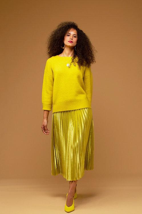 Lime Ellison Sweater