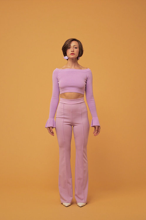 Lilac High Love Bottoms