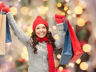 Christmas Shopping in Branson