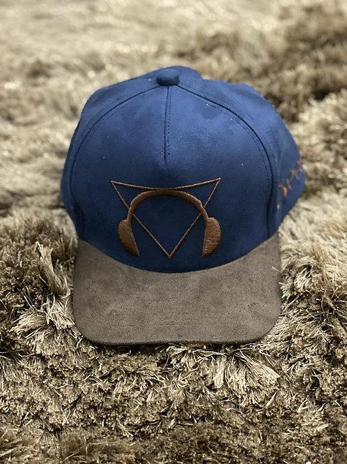 Boné Azul Unissex Modelo : Crush