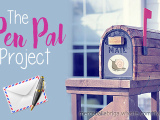 Pen Pal Project with Mansfield