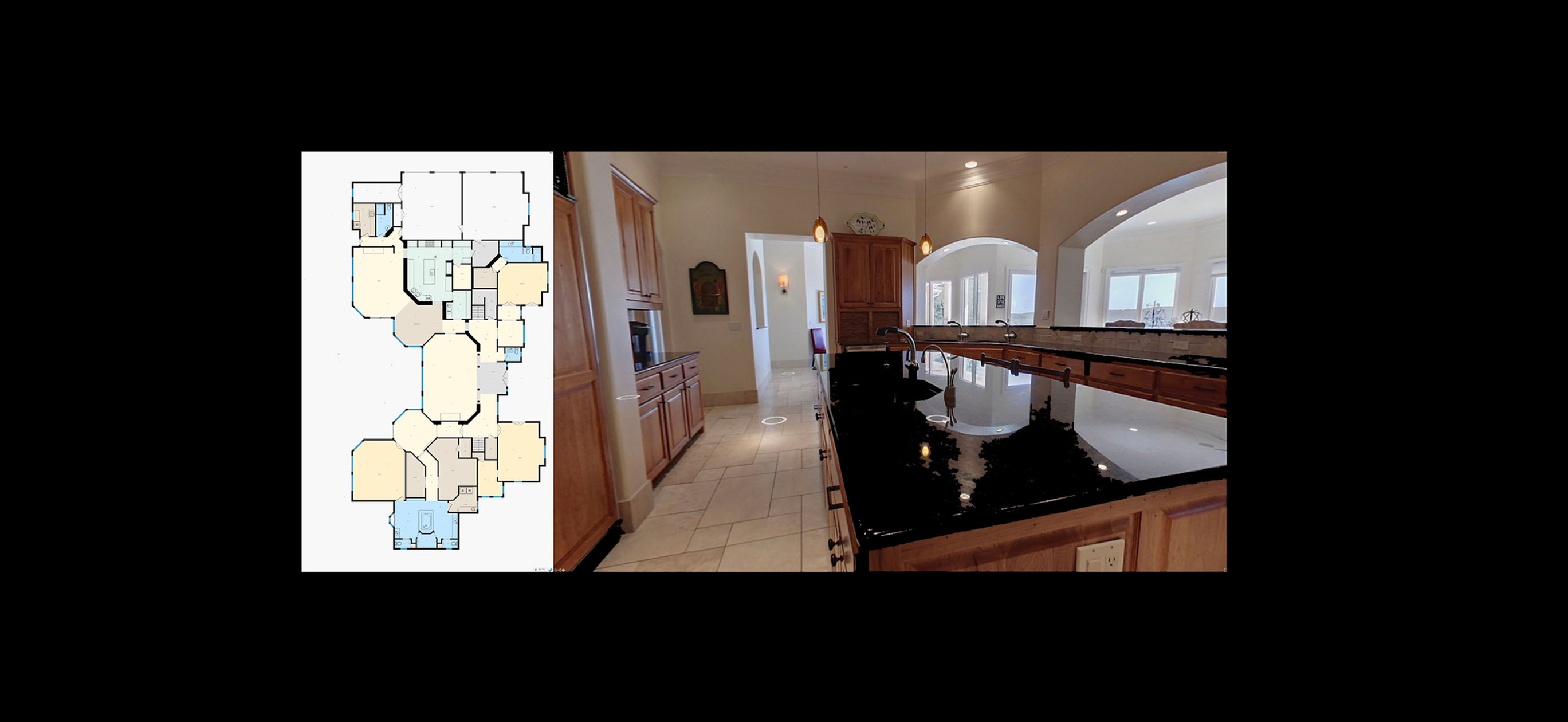 3D VIRTUAL TOURS with Floor Plan