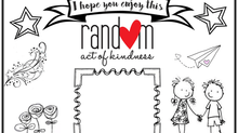 Because Kindness Matters: Random Act of Kindness II