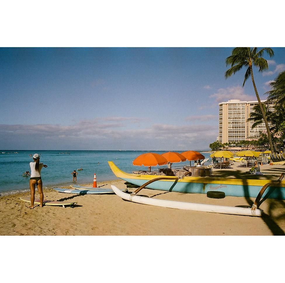 Journals of Waikiki 45