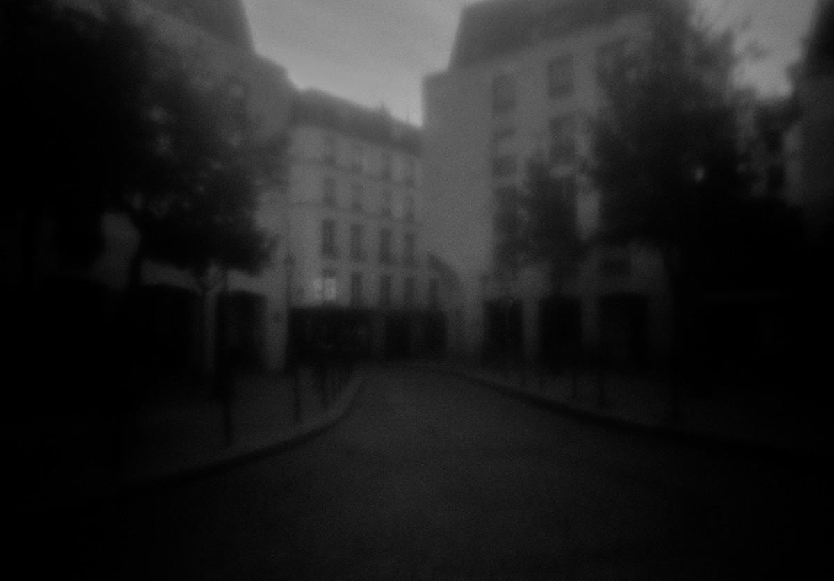 Vagabond in Paris 09