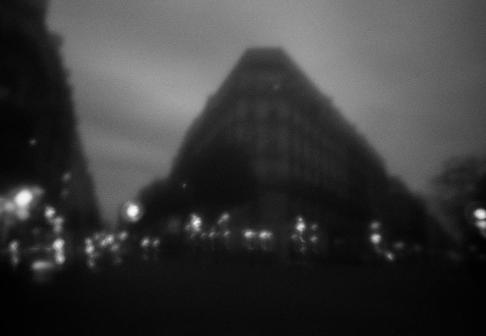 Vagabond in Paris 11