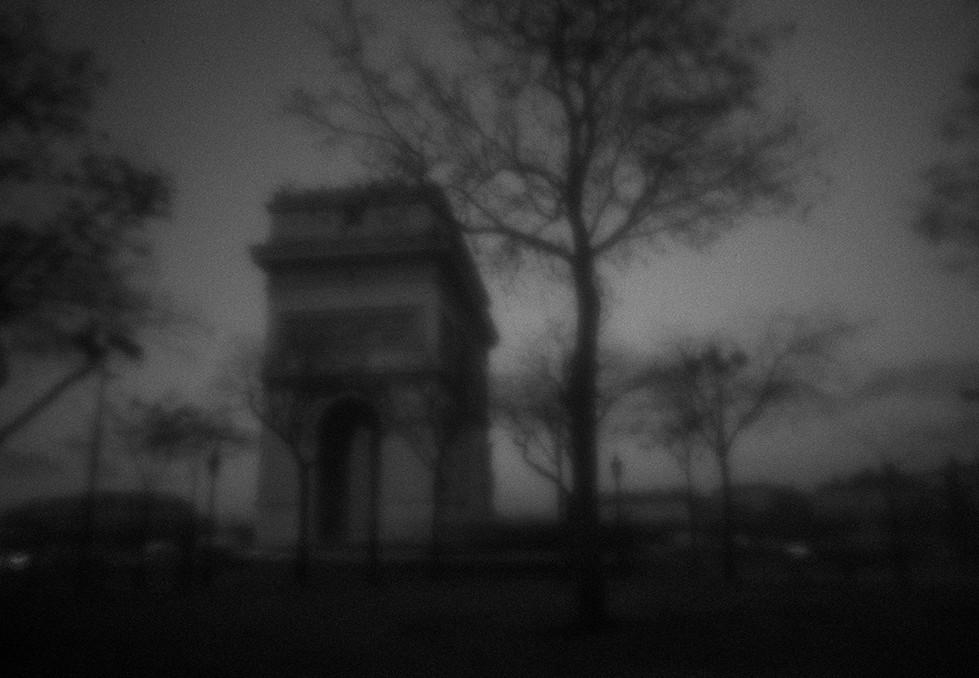 Vagabond in Paris 10