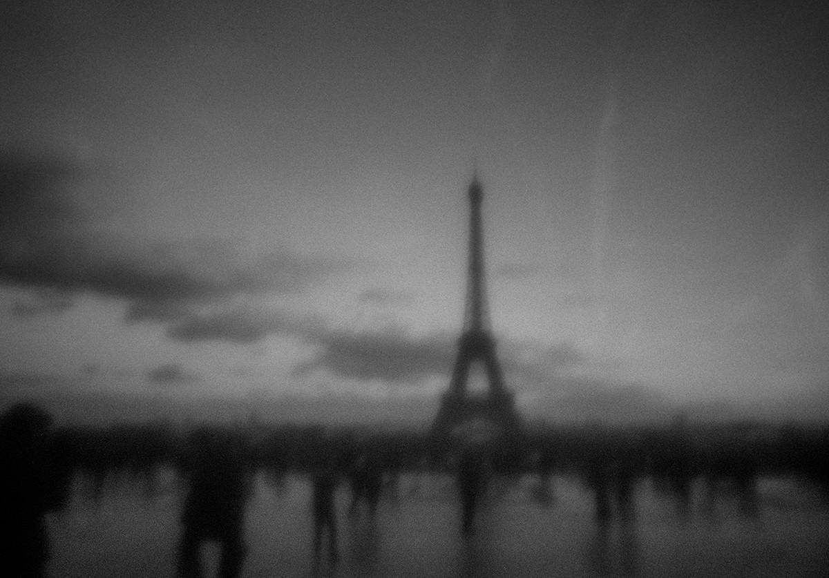 Vagabond in Paris 05