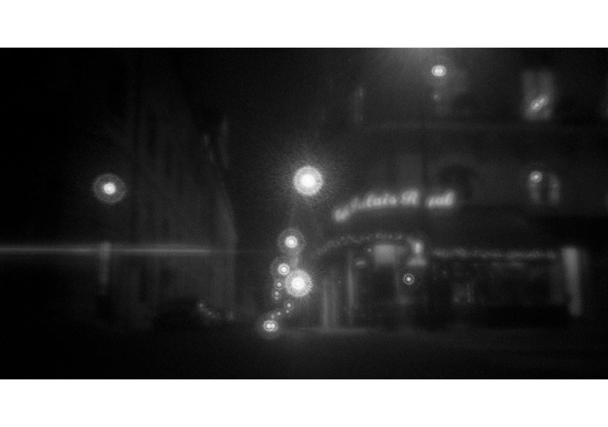 Vagabond in Paris 07