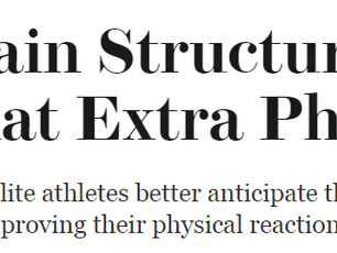 A Single Brain Structure May Give Winners That Extra Physical Edge