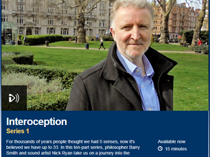 Interoception: BBC Radio 4