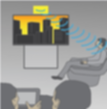 Use Metasonics sound haping technolog for a more connected home