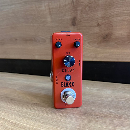 STAGG BLAXX DELAY