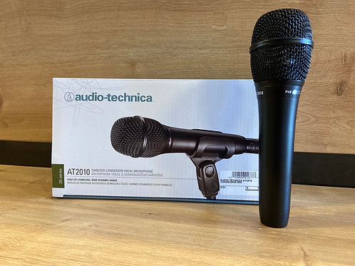 AUDIO TECHNICA AT 2010 Condensator Handmukrofon