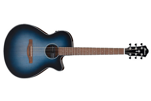 Ibanez AEG50-IBH  Indigo Blue Burst High Gloss
