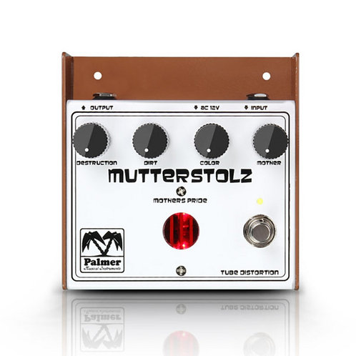 Palmer Mutterstolz Tube Distortion Pedal