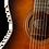 Thumbnail: BREEDLOVE Organic Performer, Concertina, Bourbon
