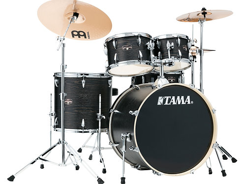 Tama IE52KH6W-BOW Imperialstar Drumkit Black Oak Wrap