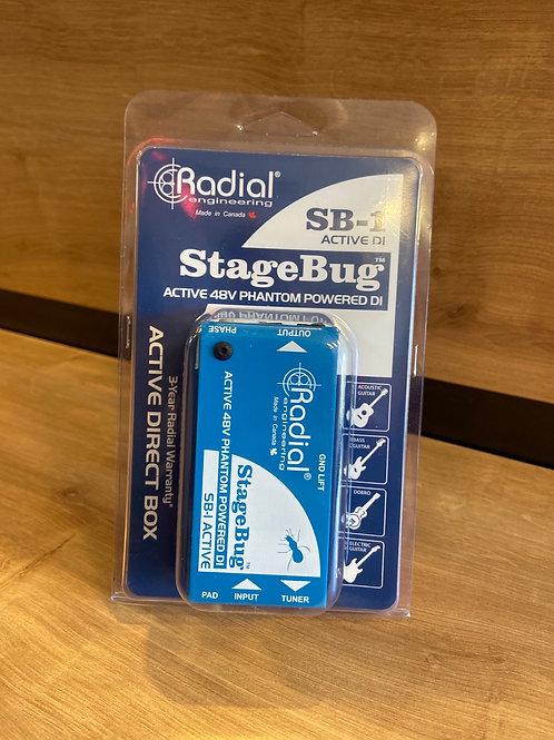 RADIAL SB-1 ACTIV D.I Box