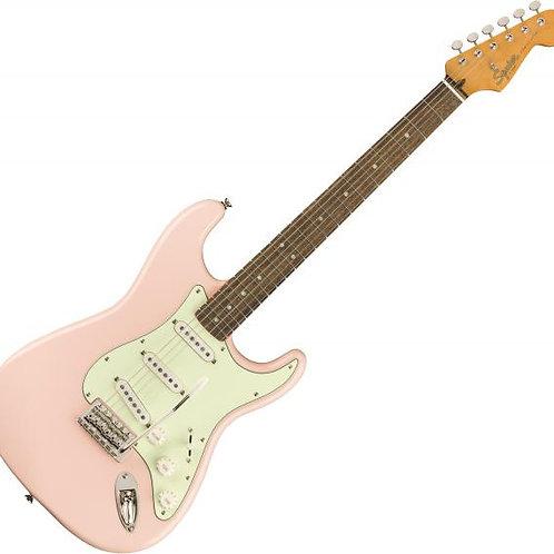 Fender SQ LTD CV 60 Strat Shell Pink