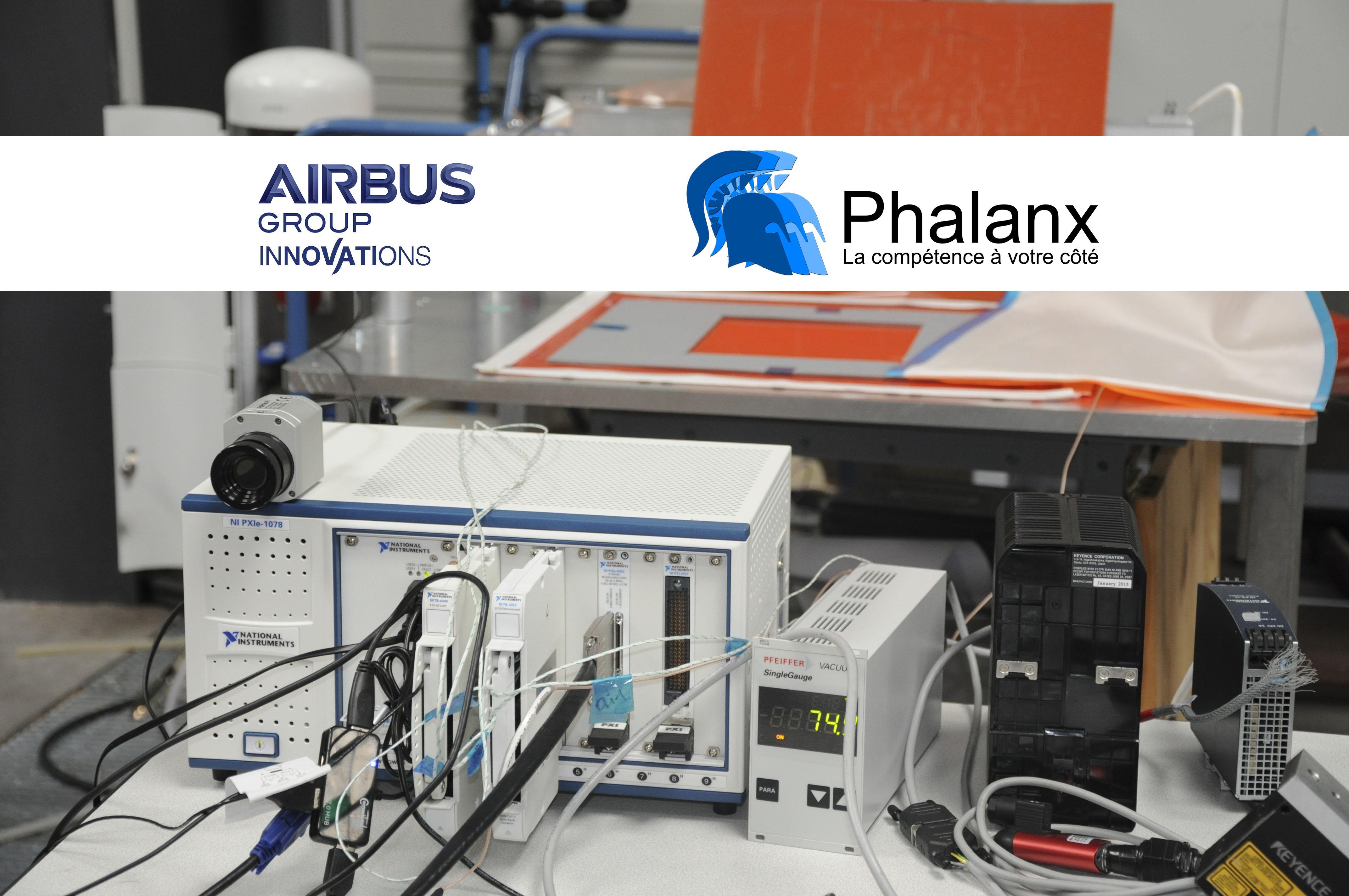 Measurement - composites manufacture