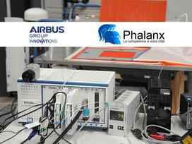 Outil de mesure pour la fabrication de composites