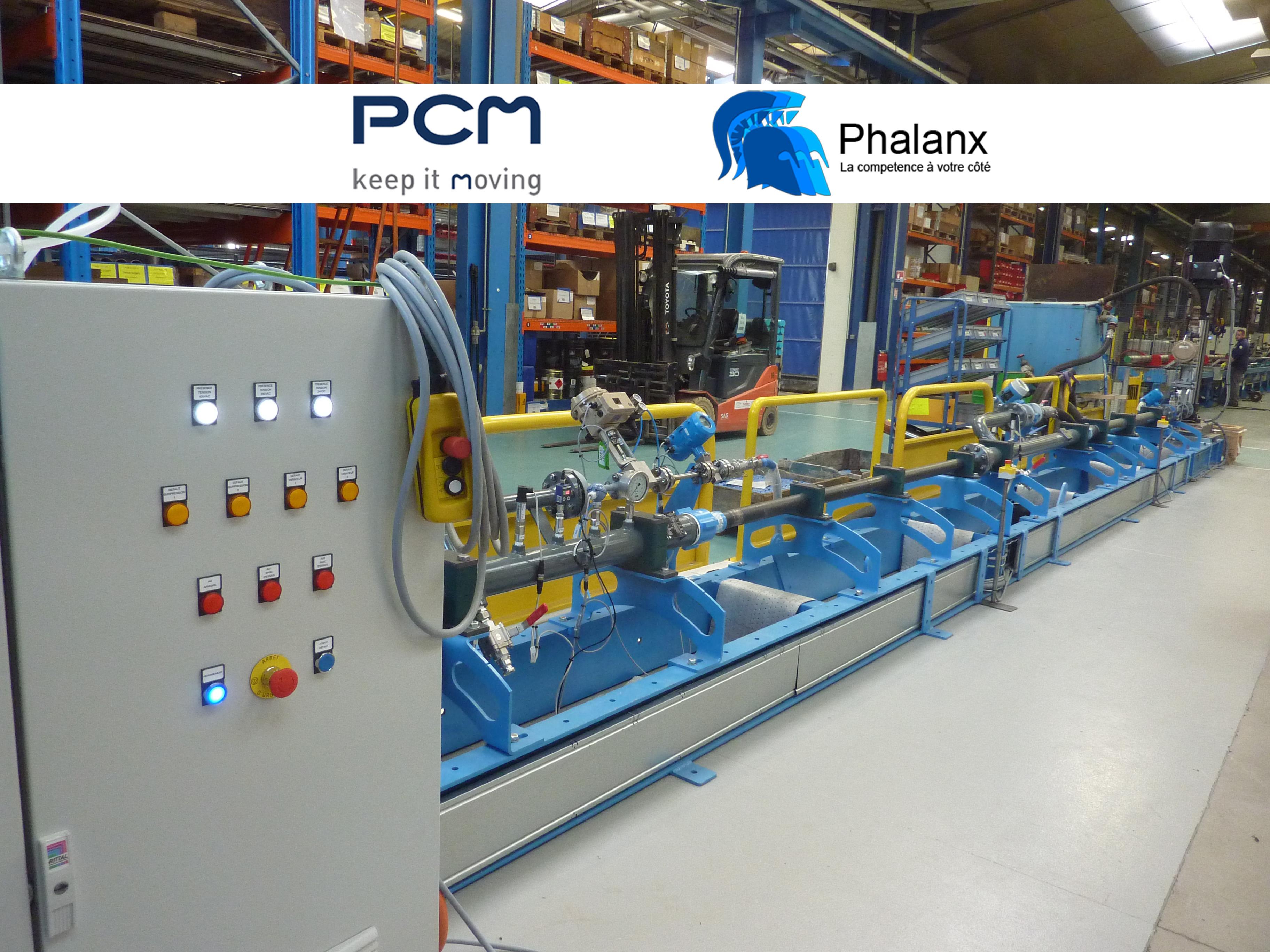 Characterization of cavity pumps