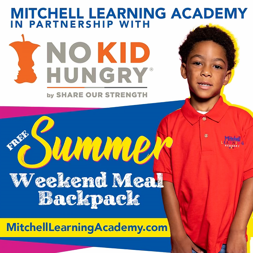 Summer Weekend Backpack Program June 11, 2021